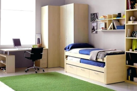 Boy Bedroom Interiors in Electronic City