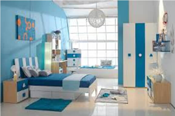 Boy's Bedroom Morden Interiors In bangalore