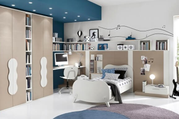 children Bedrooms Interior Designs In Bangalore