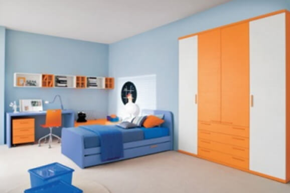 children's Bedroom Designs In E-City Bangalore