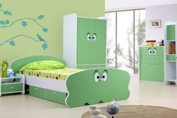 children's Bedroom makeover in Electronic City Bangalore