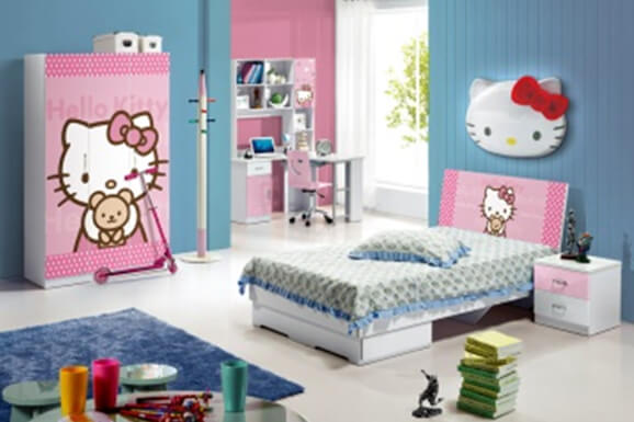 kid's Bedroom Interior Designs In electronic City, Bangalore