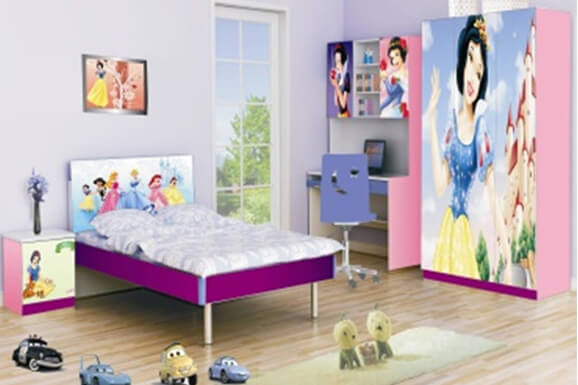 Kids Bedrooms Designs In Bangalore