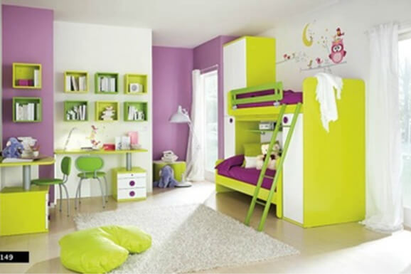 Best Dorm Bedroom Designs In Electronic City Bangalore