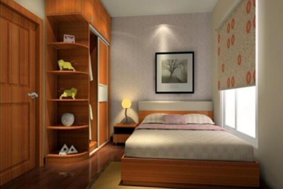 Guests bedroom Interior Design In Electronic City