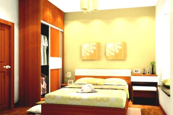 Guest bedroom Interior Design Bangalore