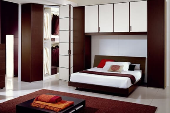 Best modern bedroom Interior Electronic City