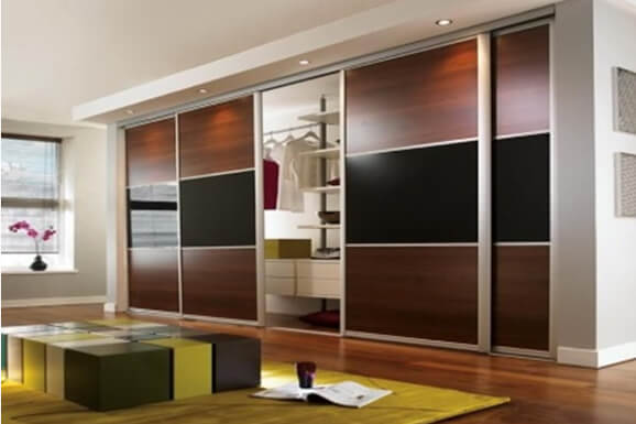 Modern bedroom Interior Design Bangalore
