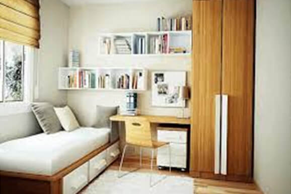 single bedroom interior Design Companies near me