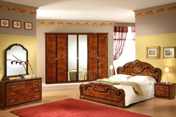 Traditioinal Bedroom interior Design Company near me