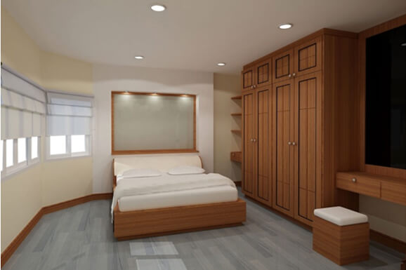 Top interior design of traditioinal Bedroom
